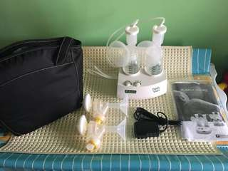 Dual Electric Breast Pump