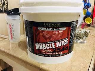Ultimate Nutrition : Muscle Juice