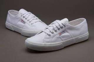 Superga Classic White