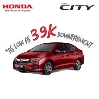 HONDA CARS LOW DP PROMO