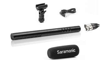 (Offer) Saramonic SR-TM1 Directional Condenser Microphone