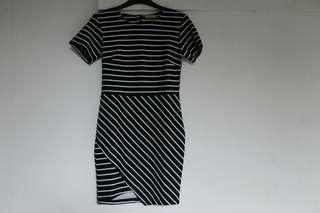 Ada Stripe Dress