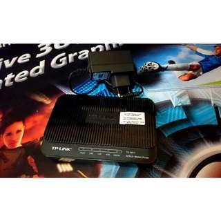 Modem Tplink TD-8817 ADSL2 + Modem Router