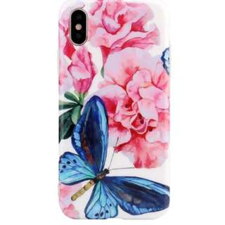 Flower cases for Iphone 6/6s, 6/6s+, 7/8. 7/8+. iPhoneX