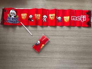 Inflatable Sticks - Meiji Hello Panda