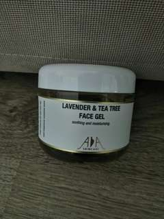 Lavender & Tea Tree Face Gel