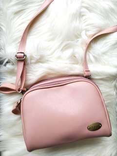 Zoe Pink Sling Bag