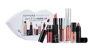 Sephora favorite give me some nude lip