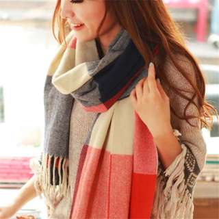 Wool Warm lady Scarf (Winter collation)