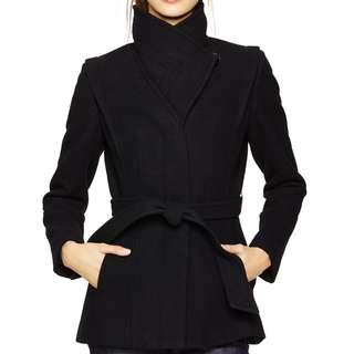 Aritzia Babaton Spencer Wool Coat (M)