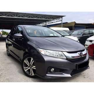 2016 Honda CITY 1.5 V (A) UNDER WARRANTY BY HONDA