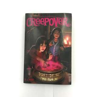 [IMPORTED BOOK] P.J. Night Creepover no. 11