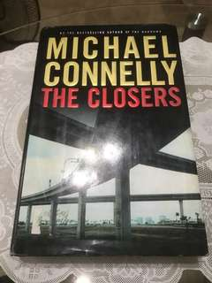 Michael Connelly Hardbound Book