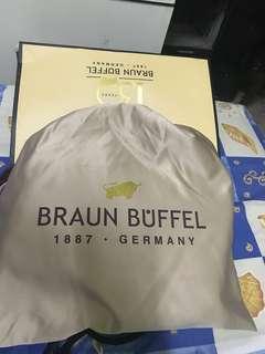 Bruan buffel