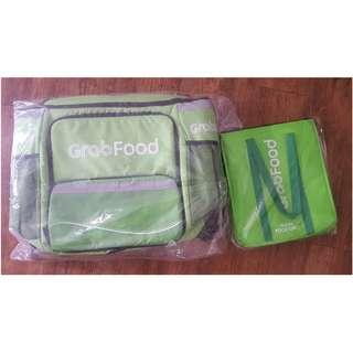 Brand New Sealed Grab Food Bags.