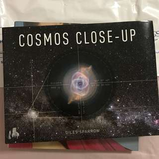 Cosmos Close-Up by Giles Sparrow