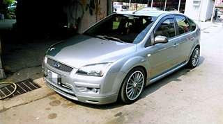 實車實價 2005 福特 FOCUS 5D 2.0 原廠手 有改裝