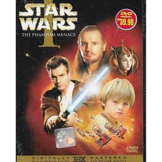Star Wars Movie I The Phantom Menace THX Digitally Mastered DVD