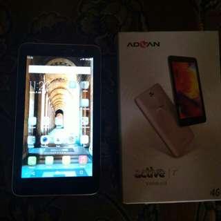 Jual Tablet Advan Vandroid I7D 4G LTE