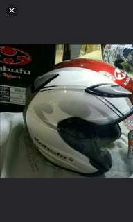Size M CITTA PEARL WHITE OGK Kabuto Avand 2 Design BNIB 57 - 58cm