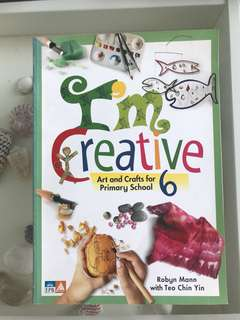 Creative Arts & Craft for primary school