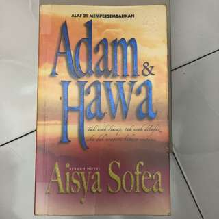 Novel - Adam dan Hawa