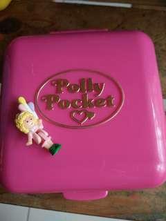Polly pocket Polly world