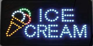 Led ice cream light board/ led sign board/ ice cream freezer/gelato tub/ chest freezer