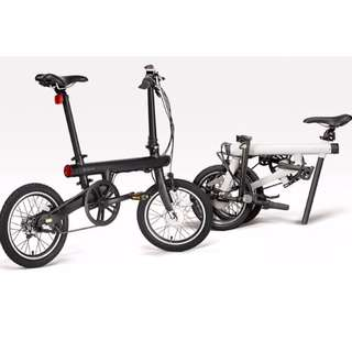 Foldable Electric Pedal Assisted Bike