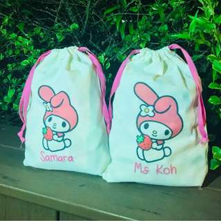 Customised Children's Party Bags