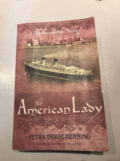 The American Lady by Peter Durst-Benning