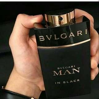 Bvlgari man exstreme in black