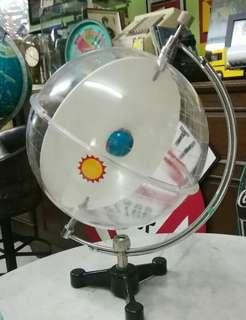 antik retro globe