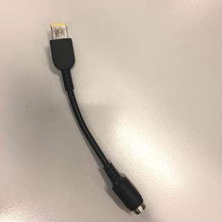 Lenovo Thinkpad adaptor 電源轉換線 complimentary postage