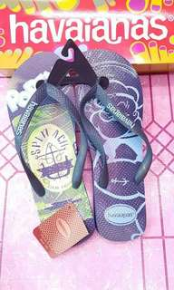 #printed #havaianas for Men 🏷380 with box  (OEM)ORIGINAL EQUIPMENT MANUFACTURER