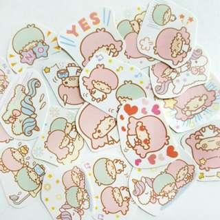 🚚 Little Twin Stars Stickers
