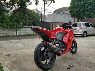 Ninja 250cc 2011