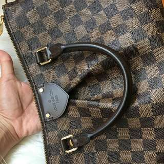 Authentic Louis Vuitton Siena MM