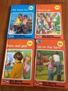 Peter Jane Children Story Books