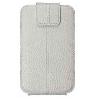 Trexta Flippo Leather Flip Case Pouch for Apple iPhone 4 4S