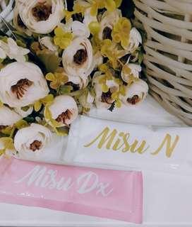 MisuN + MisuDX 3-day trial pack set
