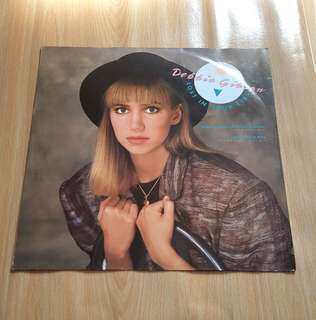 Lost in Your Eyes - Debbie Gibson ( 12'Single Vinyl Record)