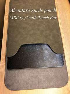 """Macbook Pro 15"""" pouch/cover"""