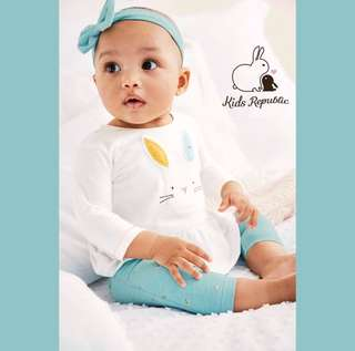 KIDS/ BABY - Tshirt/ leggings/ headband