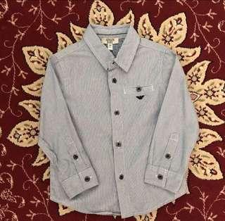 🚚 Armani long sleeved shirt