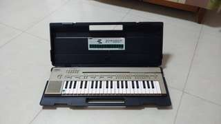 Yamaha Portable Keyboard with Carrying Case