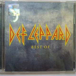 The Best of Def Leppard
