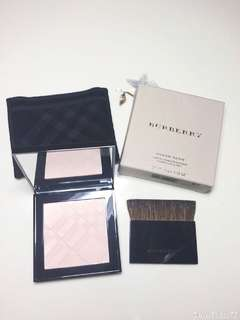 Burberry highlighting powder