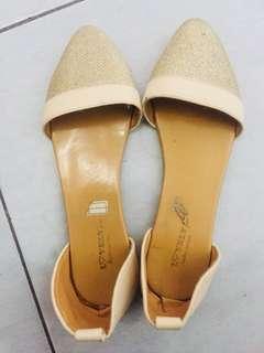 Flatshoes cream