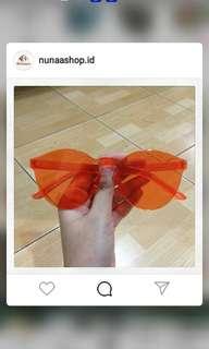 Kacamata Candy Orange